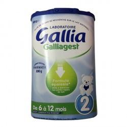 Gallia galliagest premium lait 2ème âge 900g